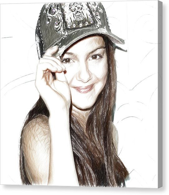 Ariel Winter Drawing