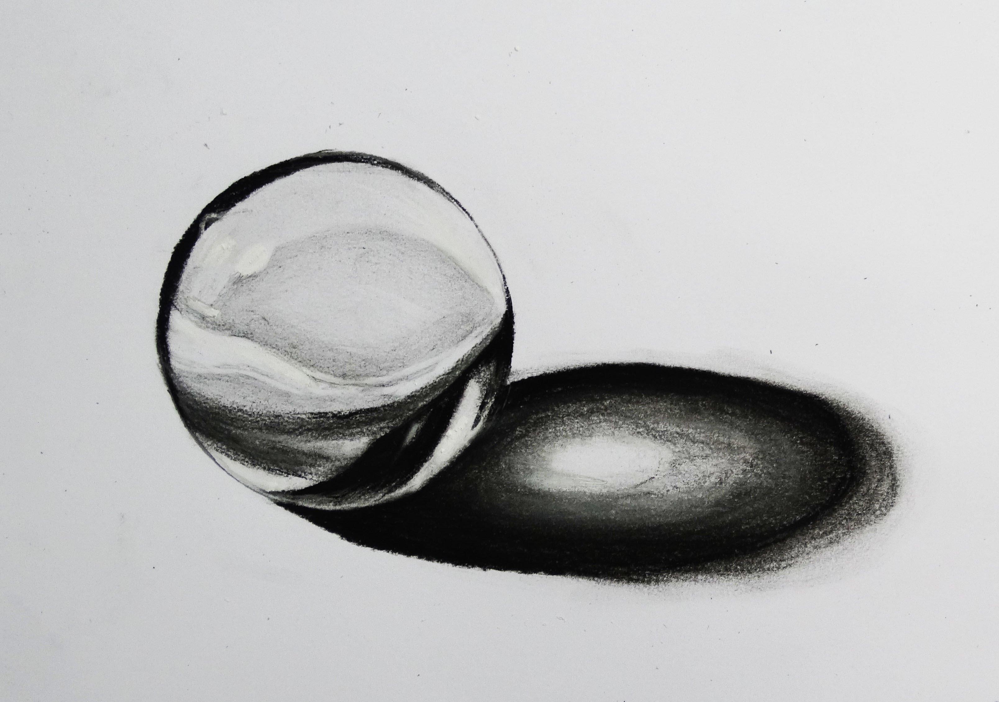 Crystal Ball Drawing Pic