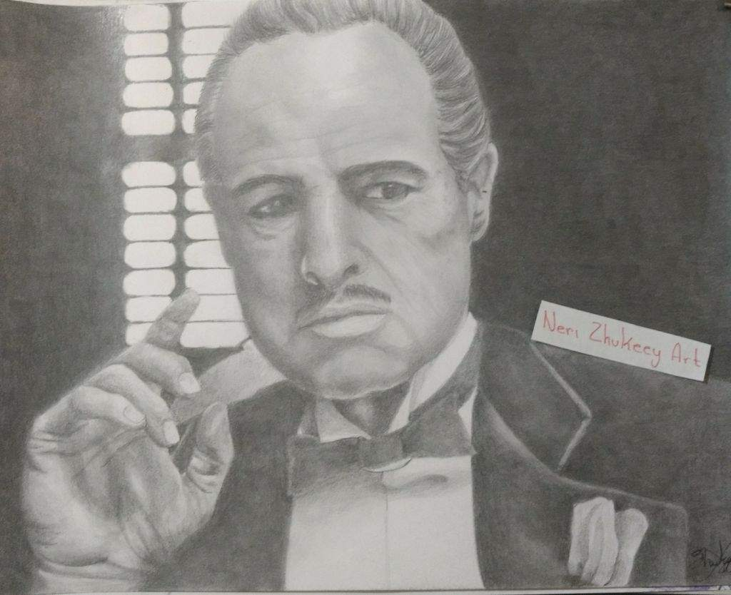 Godfather Drawing