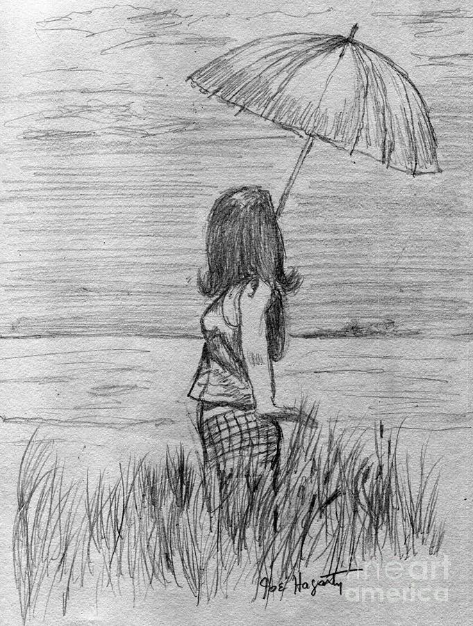 Rain Drawing Amazing