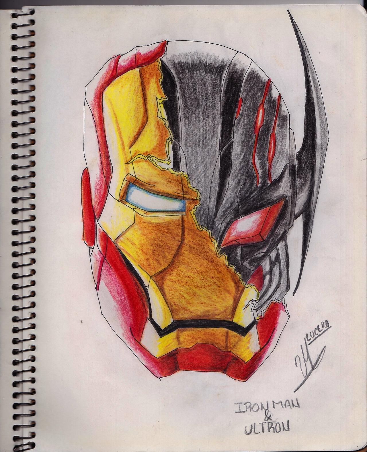 Ultron Drawing Photo