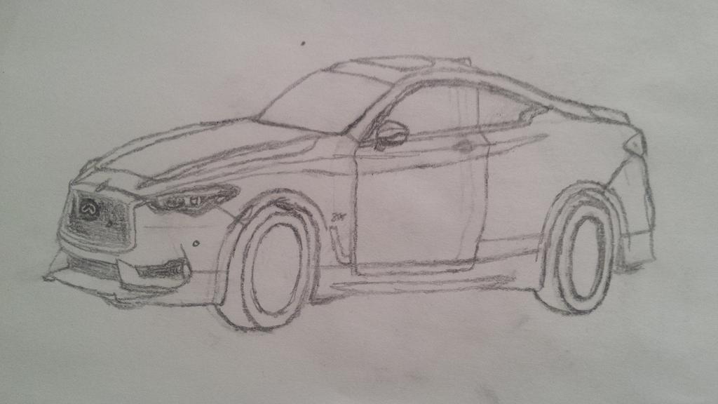 Infiniti Drawing Best