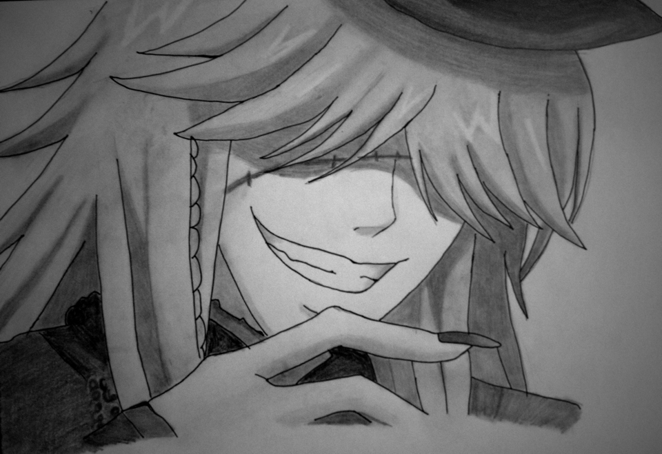 Black Butler Drawing Pictures