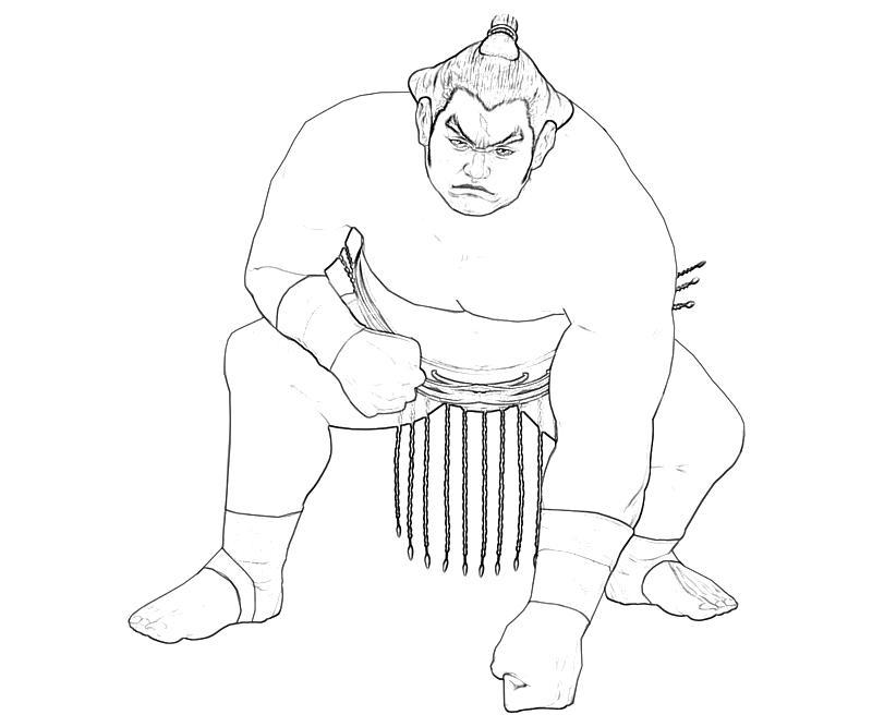 Ganryu Drawing Pic