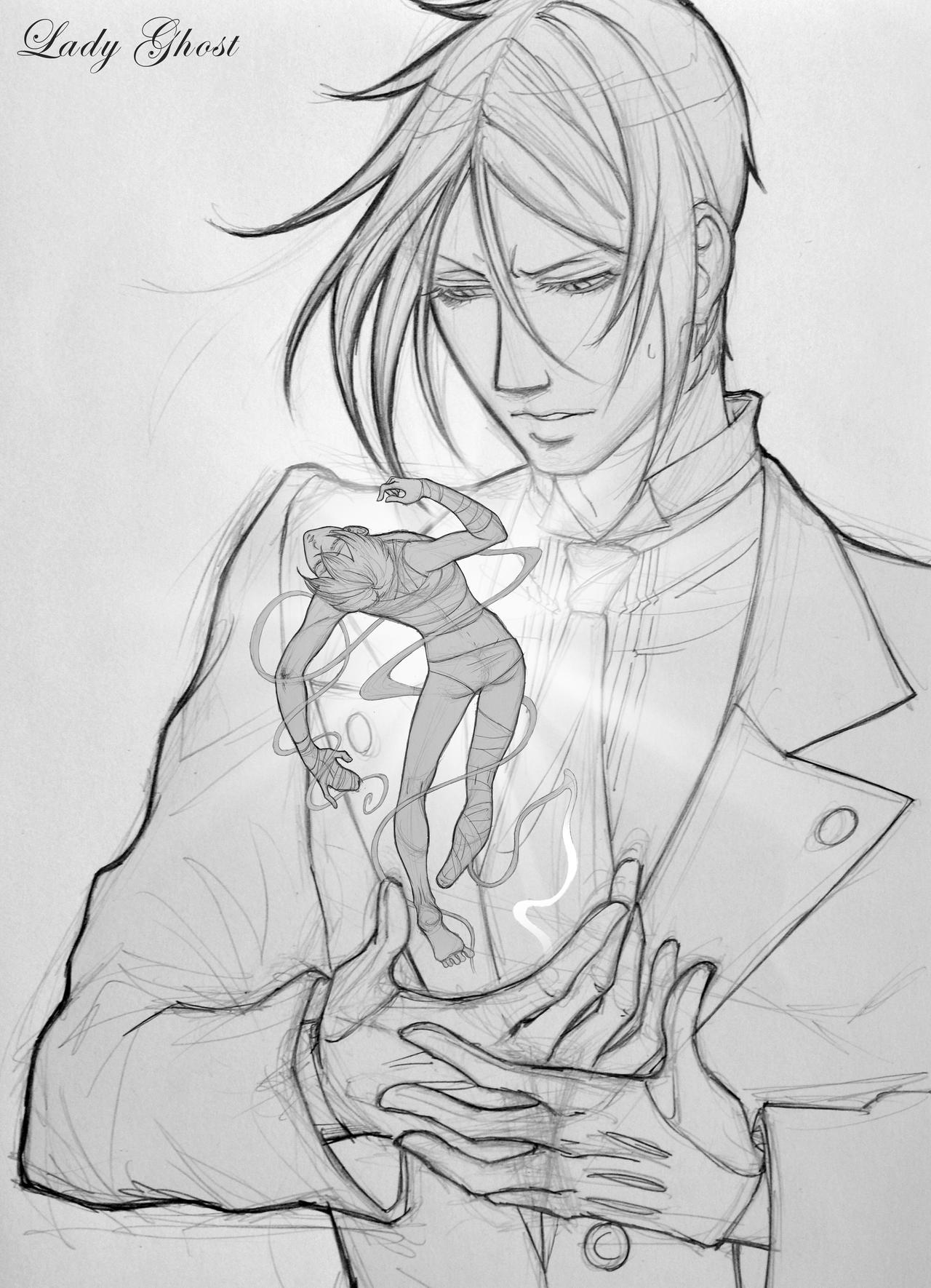Sebastian Michaelis Drawing