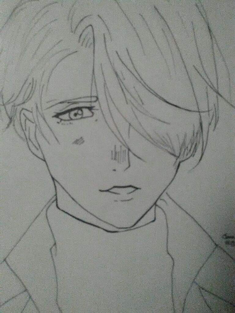 Victor Nikiforov Drawing